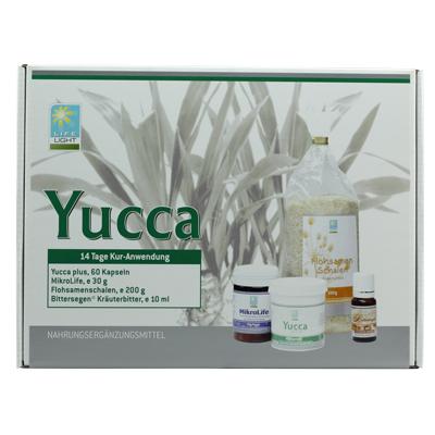 life light yucca kur 14 tage shop des kr uter reformhaus wurzelsepp. Black Bedroom Furniture Sets. Home Design Ideas